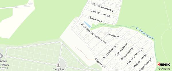 Родниковая улица на карте Мытищи с номерами домов