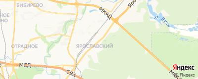 Гуськова Ольга Андреевна, адрес работы: г Москва, ш Ярославское, д 69