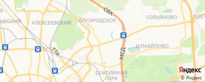Васильев Алексей Николаевич, адрес работы: г Москва, ул Черкизовская Б., д 5