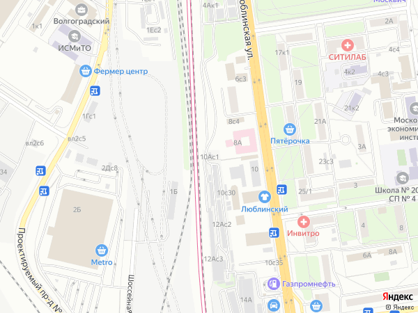 Шоссейная улица Все улицы Москвы  Электронная Москва