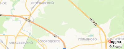 Гаврилюк Андрей Степанович, адрес работы: г Москва, ул Лосиноостровская, д 45