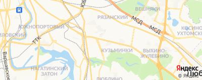 Чочиева Анна Александровна, адрес работы: г Москва, пр-кт Волгоградский, д 54