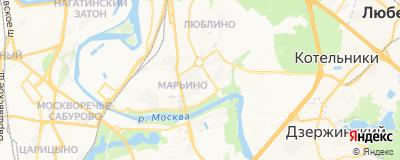 Алидодова Ганджина Тутишоевна, адрес работы: г Москва, б-р Мячковский, д 13