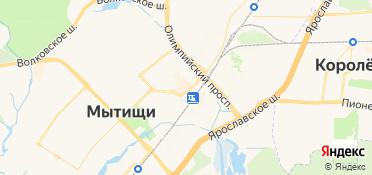 aa1cfb11a Московская область, Мытищинский район, Мытищи, Шараповский проезд, 2