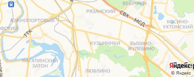 Махмудов Анар Велиевич, адрес работы: г Москва, ул Маршала Чуйкова, д 12