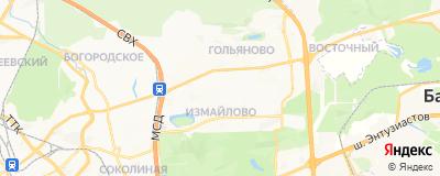 Максимова Иветта Варткесовна, адрес работы: г Москва, б-р Сиреневый, д 15