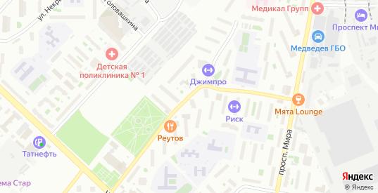 Советская улица в Реутове с номерами домов на карте. Спутник и схема онлайн