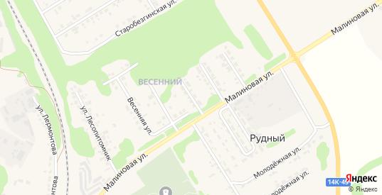 Улица Губкина в Новом Осколе с номерами домов на карте. Спутник и схема онлайн
