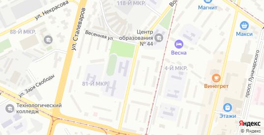Вологодская улица в Череповце с номерами домов на карте. Спутник и схема онлайн