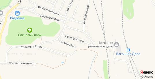 Сосновый переулок в Валуйках с номерами домов на карте. Спутник и схема онлайн