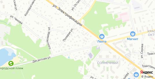 Улица Гидромеханизатор в Раменском с номерами домов на карте. Спутник и схема онлайн