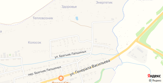 Новолюбовская улица в Узловой с номерами домов на карте. Спутник и схема онлайн