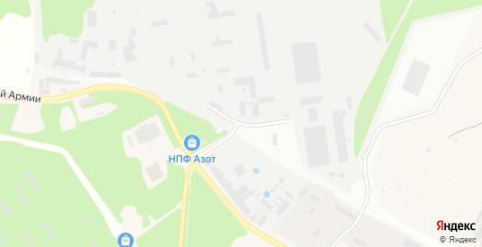 Вокзальная улица в Краснозаводске с номерами домов на карте. Спутник и схема онлайн