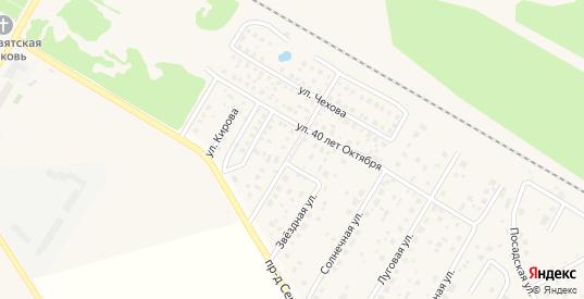 Молодежная улица в Краснозаводске с номерами домов на карте. Спутник и схема онлайн