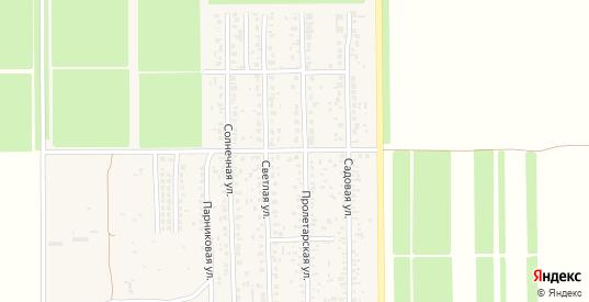 Улица Куйбышева в поселке Краснофлотский в Ейске с номерами домов на карте. Спутник и схема онлайн