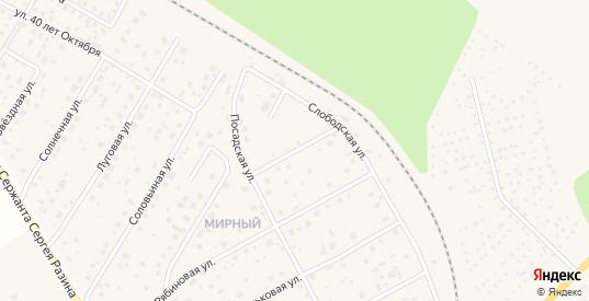 Кленовый проезд в Краснозаводске с номерами домов на карте. Спутник и схема онлайн
