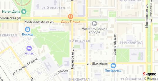 карта новомосковска картинка это