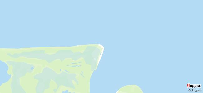 Унский Маяк на карте