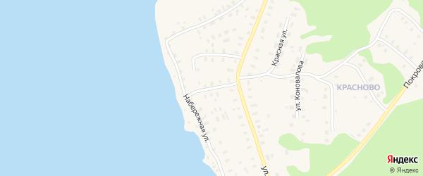 Ленинская улица на карте Кириллова с номерами домов