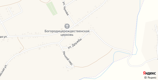 Улица Дружбы в Бирюче с номерами домов на карте. Спутник и схема онлайн