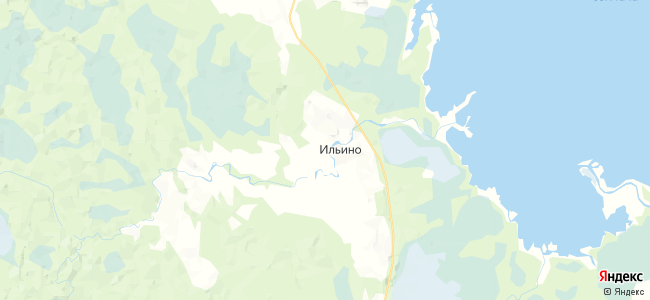 Тоболкино на карте