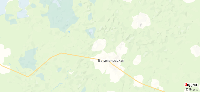 Стрелковская на карте