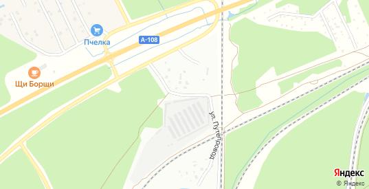 Улица Путепровод в Воскресенске с номерами домов на карте. Спутник и схема онлайн