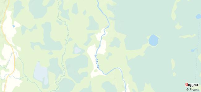 Самсоново на карте