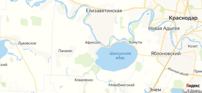 Кубаньстрой на карте