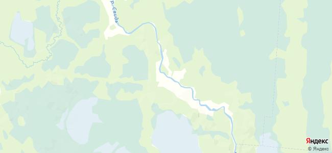 Селище на карте