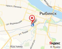 Представительство «ЖелДорЭкспедиция» Рыбинск