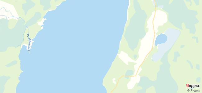 Ручьевская на карте