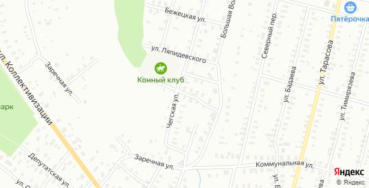 Улица Большая Вольская/Докучаева в Рыбинске с номерами домов на карте. Спутник и схема онлайн