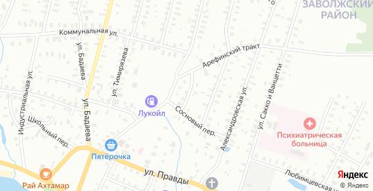Улица Парижской Коммуны в Рыбинске с номерами домов на карте. Спутник и схема онлайн