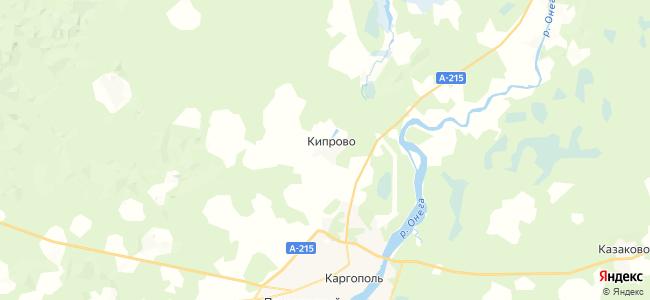 Соунино на карте
