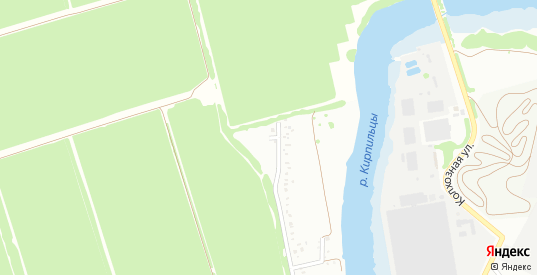 Колхозный 1-й переулок в микрорайоне Заря в Тимашевске с номерами домов на карте. Спутник и схема онлайн