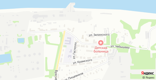 Улица Чебышева в Рыбинске с номерами домов на карте. Спутник и схема онлайн