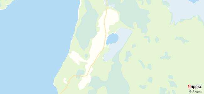 Полупоповка на карте