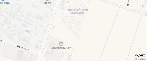 Геленджикская улица на карте аула Тахтамукая Адыгеи с номерами домов