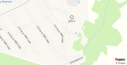 Зеленая улица в Ликино-Дулево с номерами домов на карте. Спутник и схема онлайн