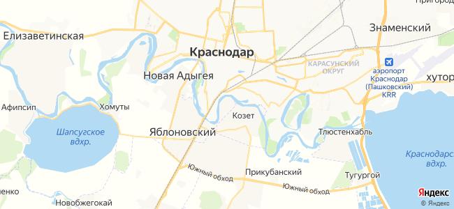 Новый на карте