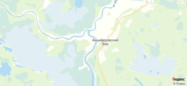 Пянтино на карте