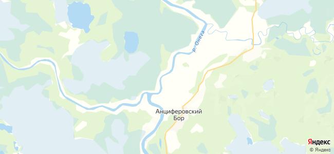 Великосельская на карте