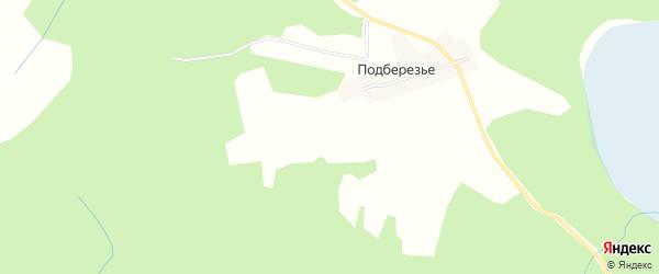Карта поселка ДНП Вашутинское озеро в Ярославская области с улицами и номерами домов
