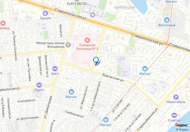 Развитие сайта Улица Айвазовского создание и продвижение собственного сайта