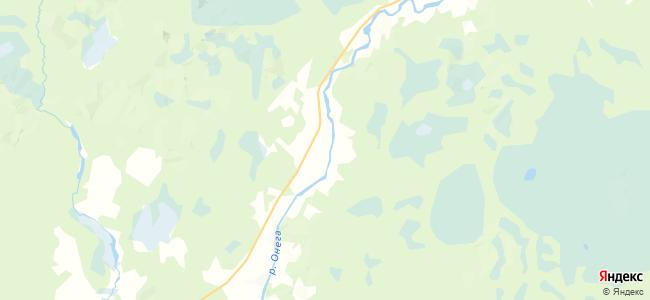 Тарасовская на карте