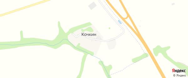 Улица Ленина на карте хутора Кочкина Адыгеи с номерами домов