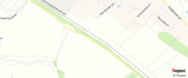 Территория ООО Былинкино на карте Луховицкого района Московской области с номерами домов