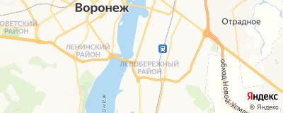 Биринбаум Алла Иосифовна, адрес работы: г Воронеж, ул Ленинградская, д 57