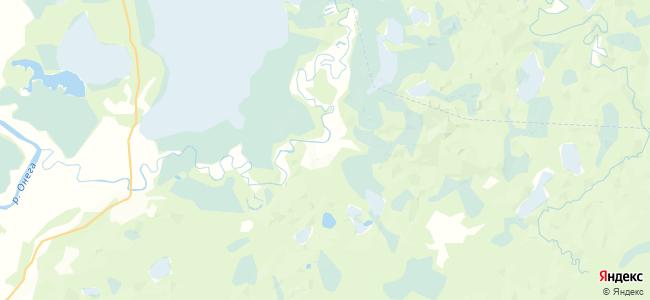Поле на карте